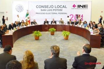 El Instituto Nacional Electoral (INE) lleva a cabo el acto formal de instalación del Consejo Local del organismo, esto de acuerdo a lo dispuesto por el Consejo General del INE