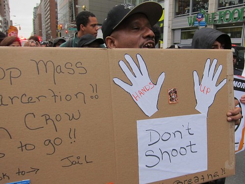 National Day of Protest to Stop Police Brutality: Union Square NYC