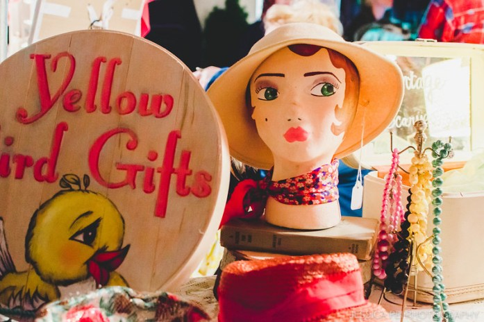 Yellow Bird Gifts at Craftoberfest