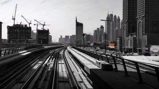 Dubai - Dubai Metro