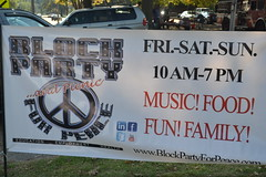 019 Block Party for Peace