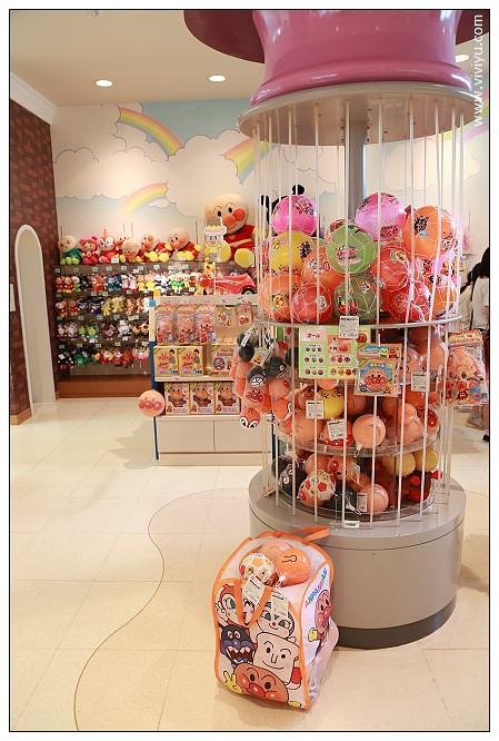 旅遊,日本,東京,橫濱,麵包超人 @VIVIYU小世界