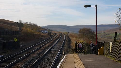 Garsdale railway station