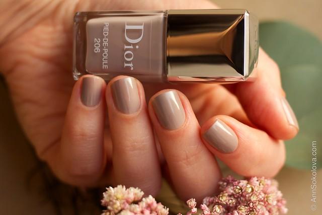 07 Dior #206 Pied de Poule