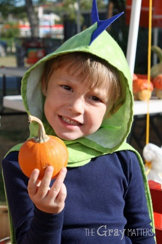 Pumpkin Patch Cutie