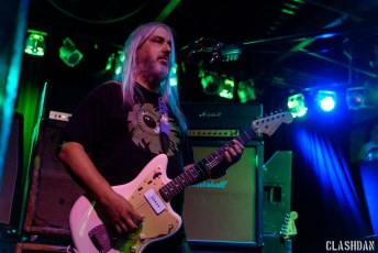 Dinosaur Jr. @ Cats Cradle in Carrboro NC on April 1st 2017