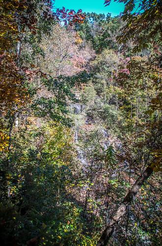 Issaqueena Falls-002