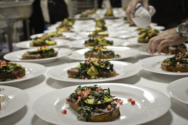 Gourmet Century Sonoma 2014