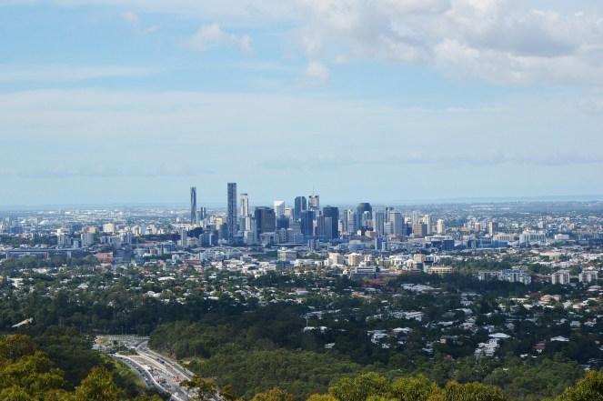 Mount Coot-tha, Brisbane, Australia