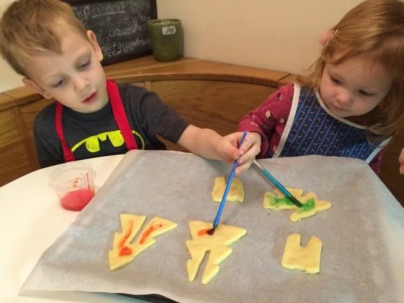 Making Cookies (11/3/14)