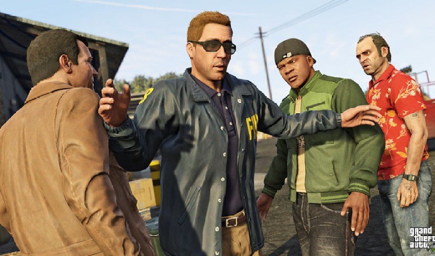 Grand Theft Auto V PS4 & Xbox One Reviews Round-Up 1