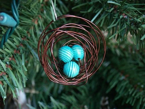 Brown Bird's Nest