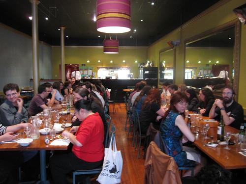 Girl Geek Dinner, linux.conf.au