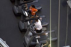 Urban & Nicki Meyer workingout