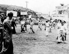 Tweed Protest, 1945