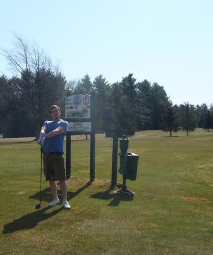 Cooper pre golf