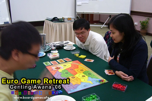 Retreat Day 1 - China