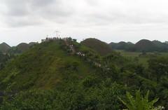 The Viewing Deck at Sagbayan Peak