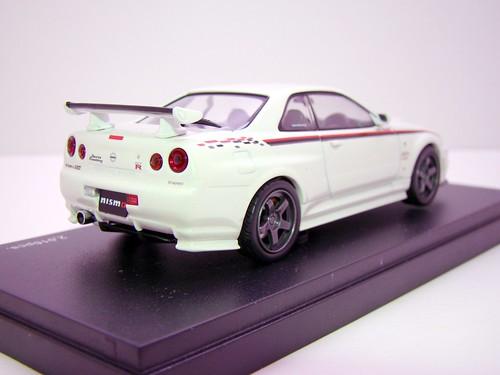 kyosho Z Tune Skyline GT-R R34 (7)