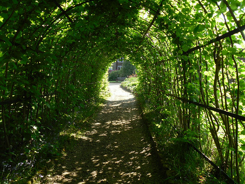 Winterbourne: covered passage