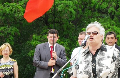 Protest Comunist (1)