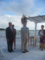 The Groom (W) & parents