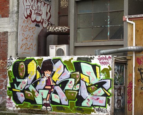 Christchurch graffiti 2