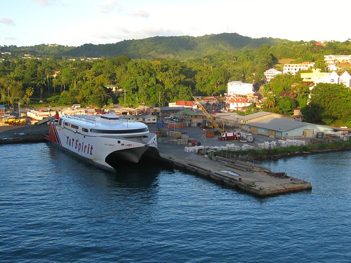 ferry to trinidad