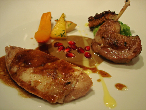 Roast Partridge