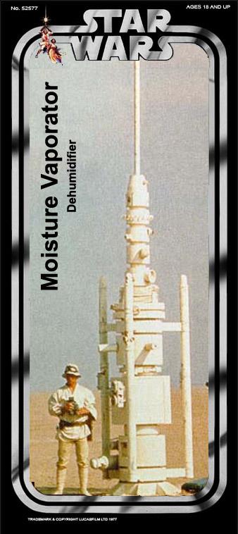 Moisture Vaporator Dehumidifier