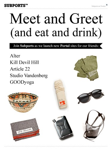 Alter Meet & Greet