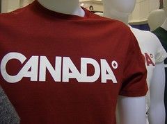 2010 VANCOUVER WINTER OLYMPIC GAMES | CANADA T SHIRT