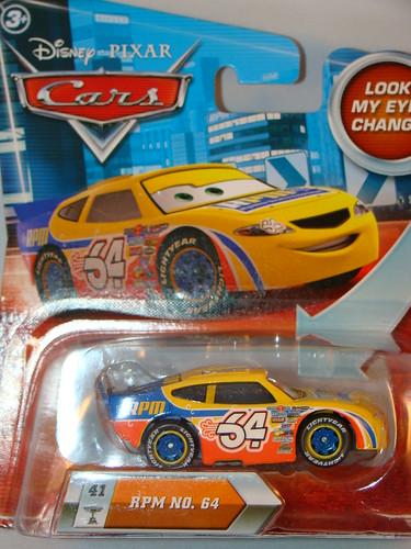 Disney CARS Lenticular RPM 64 (2)