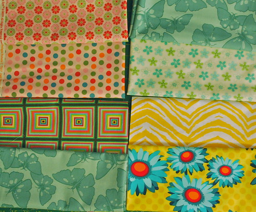 Fabric for girls bags