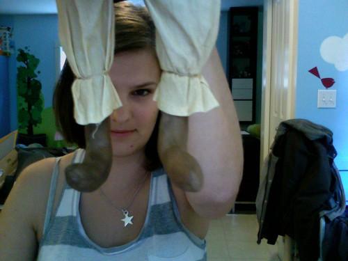 The Feet of SADIE