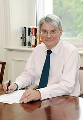 Andrew Mitchell, Secretary of State for Intern...