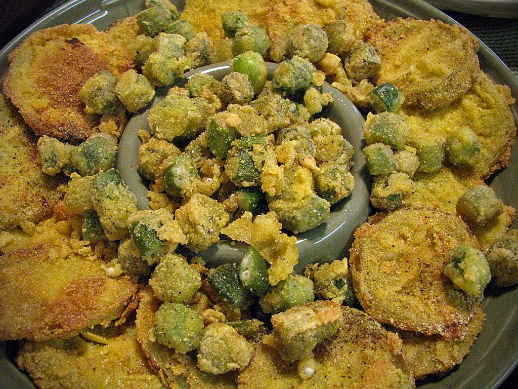 fried plate