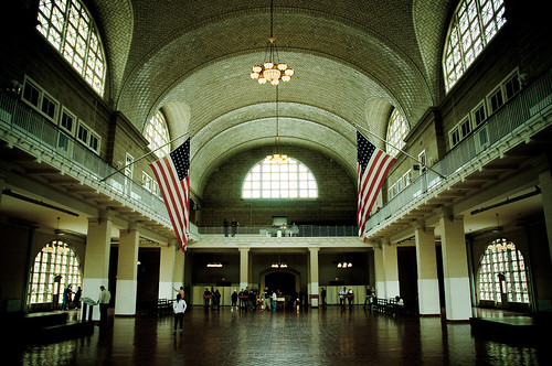 Ellis Island: il museo