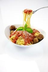 Spaghetti with Meatballs 02
