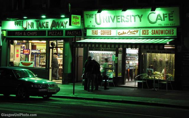University Café and Takeaway