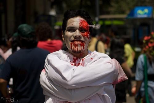 Mad Zombie.