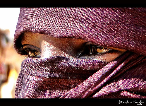 Eyes Tell the Story !