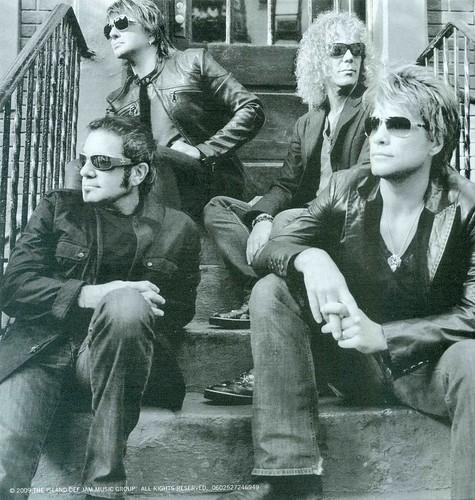 Bon Jovi, The Circle por Tani07.