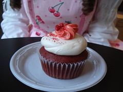 Red-Velvet Cupcake from Swirlz