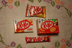 Kit Kat Products