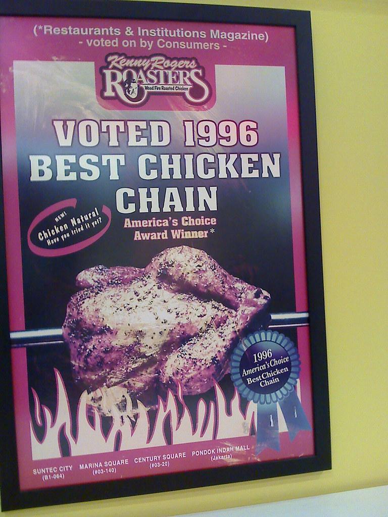Best chicken chain