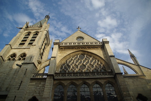 St. Séverin, Latin Quarter. Photograph by Rachael Alter.