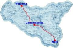 Noto: la Regia Trazzera Noto-Palermo, un viaggio avventura nell'identità siciliana