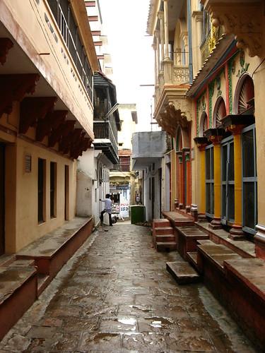 Lanes of Varanasi