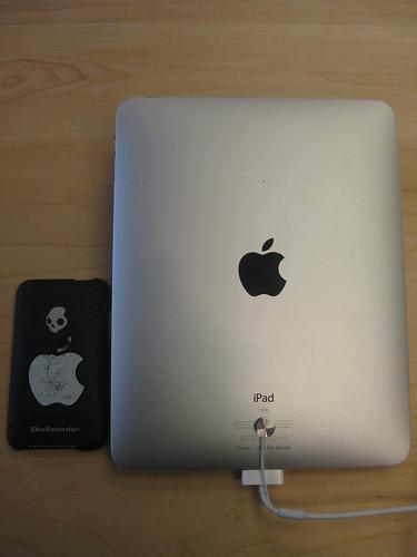 Apple iPad Back